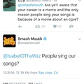 damn smash mouth