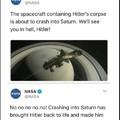 Prepare for Mecha Space Hitler, round 2