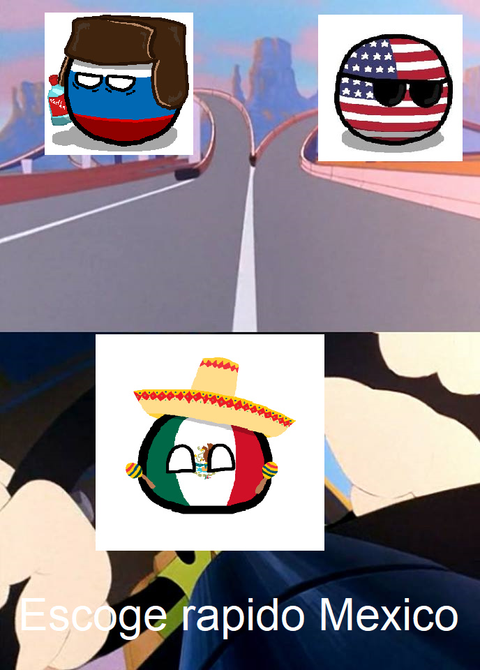 Cual sera el elegido :v - meme