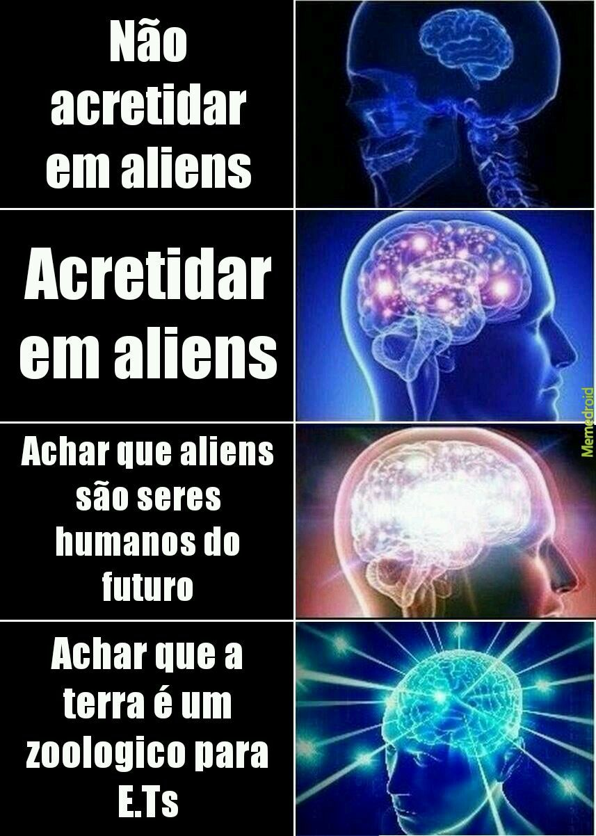 Aliens - meme