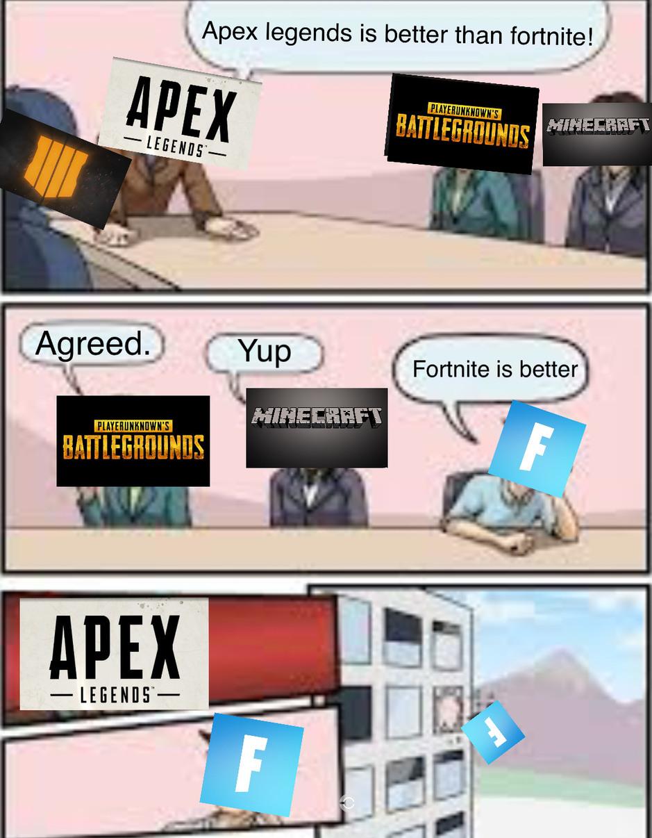 The new games - meme