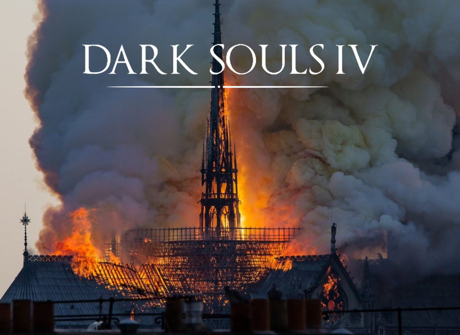 Darksouls, Paris version ! - meme