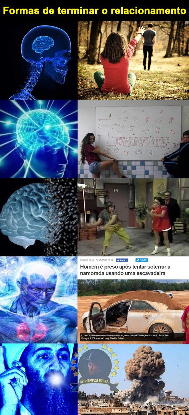 um meme de bosta
