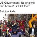 No one will raid Area 51, it will kill them