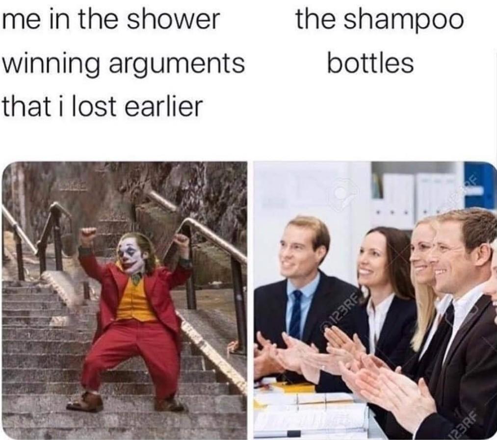 Roasted that asshole - meme