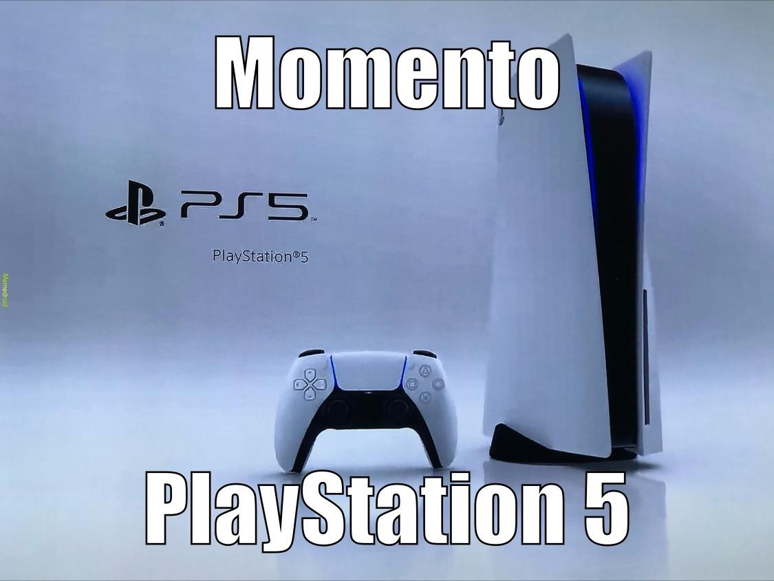 Momento PlayStation - meme