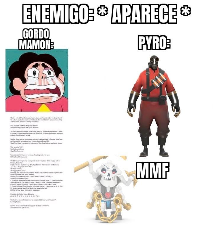 Mmf? - meme