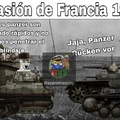 Panzer Rücken Vor significa: Tanques avancen!