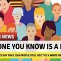 alguien que conoces es basado