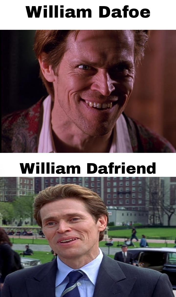 Wiliam el amigo - meme