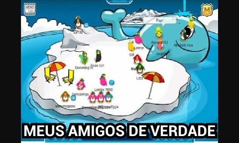 Club Penguin skksksksks - meme