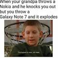 phone grenade