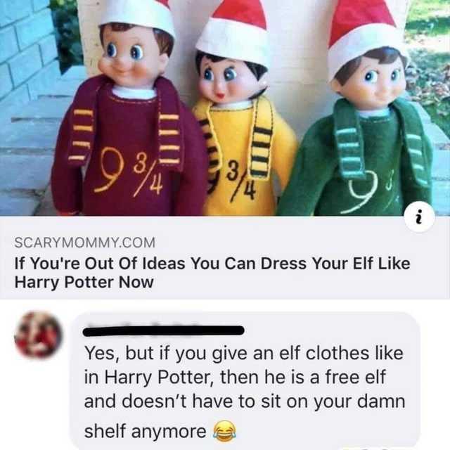 Elf - meme