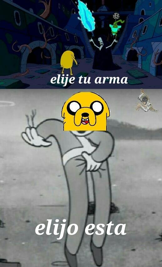 Guas guas guas - meme