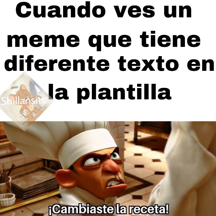texto - meme