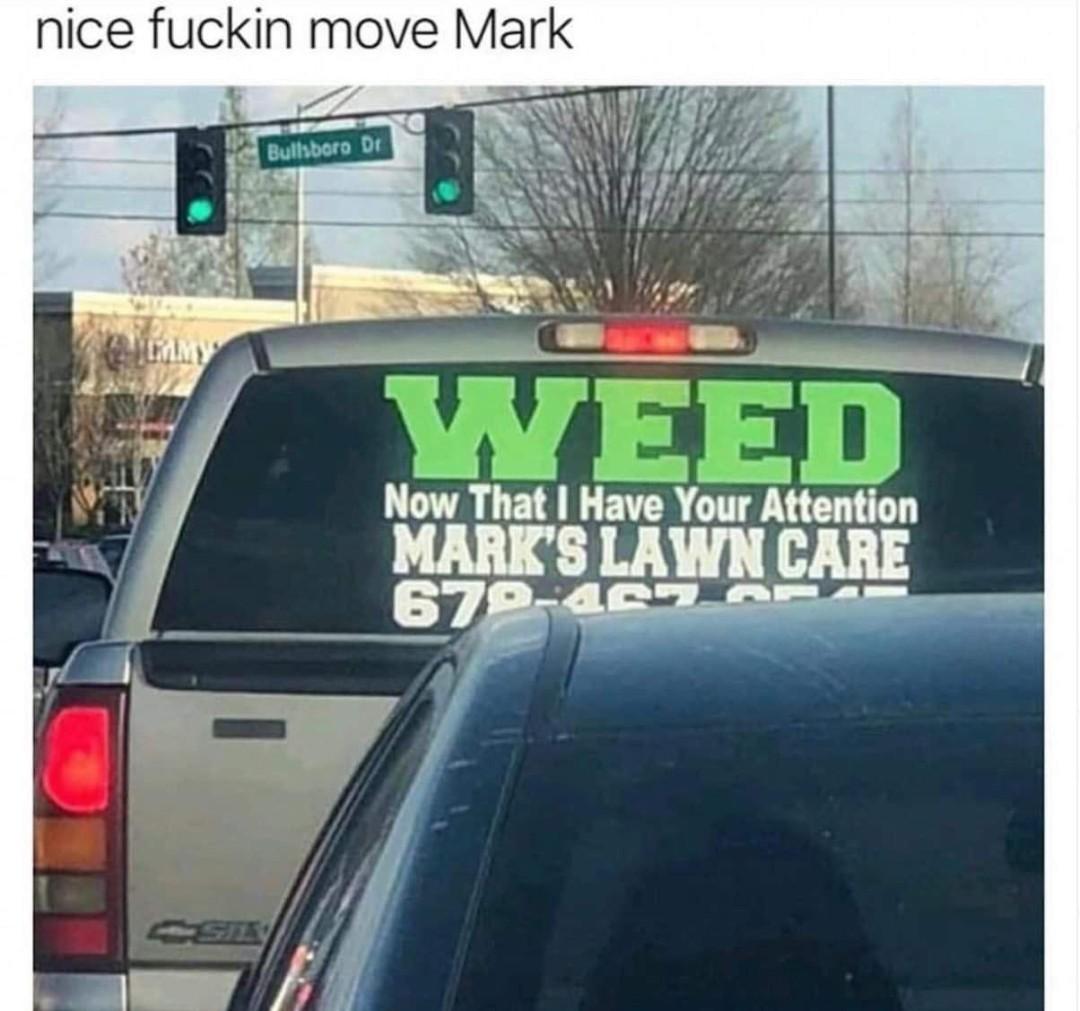 Mark - meme