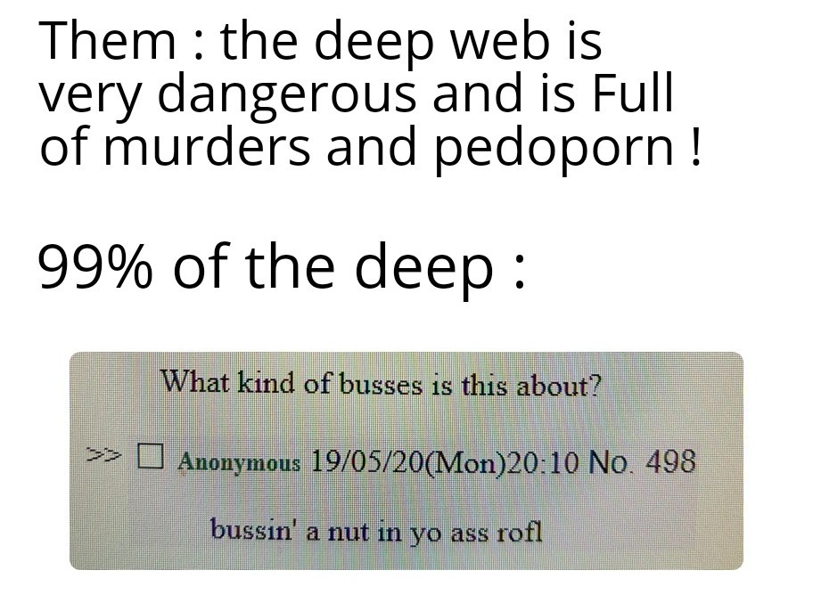 It's NOT 4chan, it's a tor equivalent ( with less censorization ) - meme