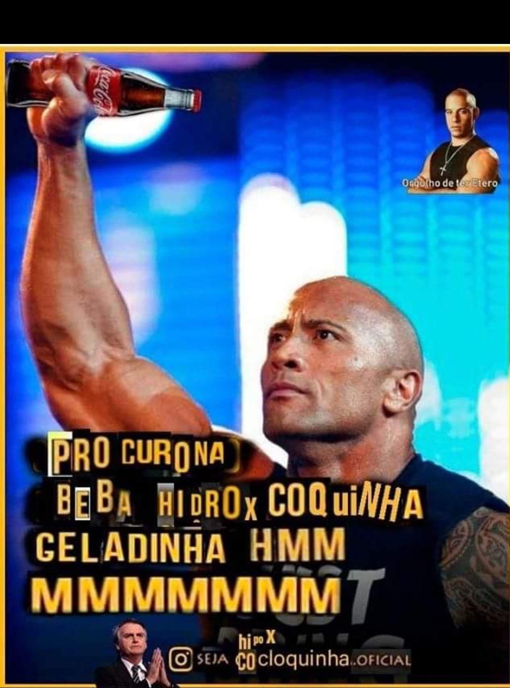 SejaCloroquinaOficial - meme