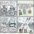 Robots be like: I'm Horny!