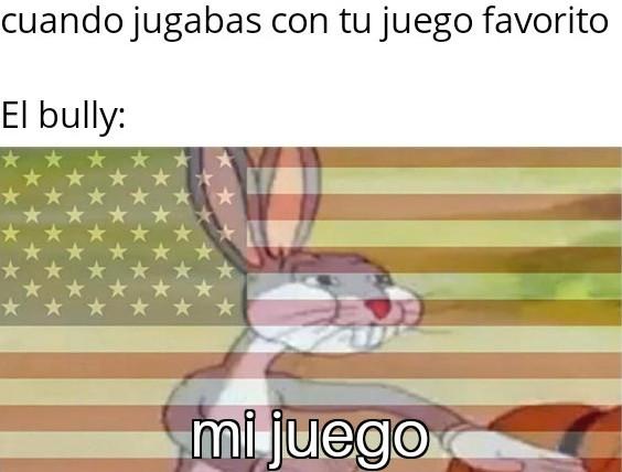 El bully - meme