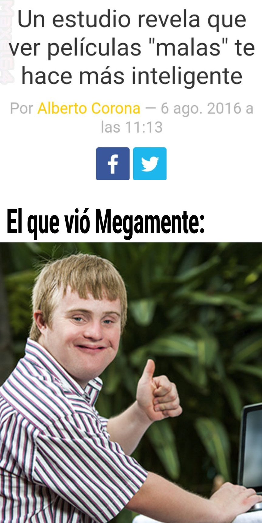 Peliculon - meme
