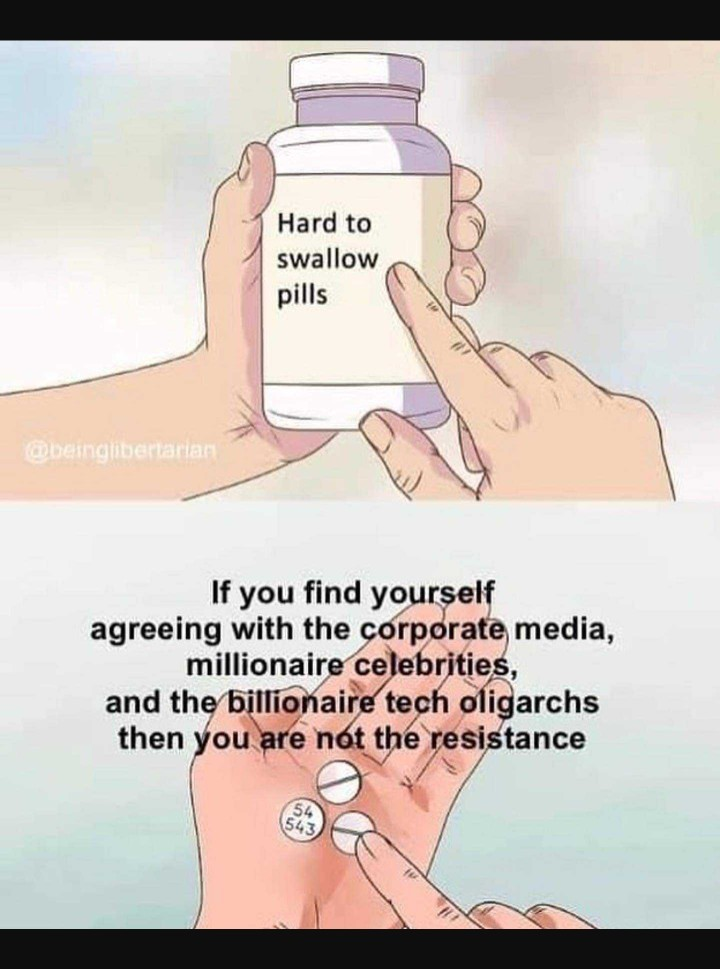 Swallow this for a change soybois - meme