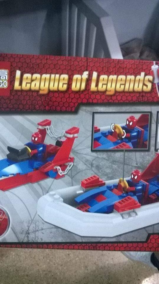 Leave of legends - meme