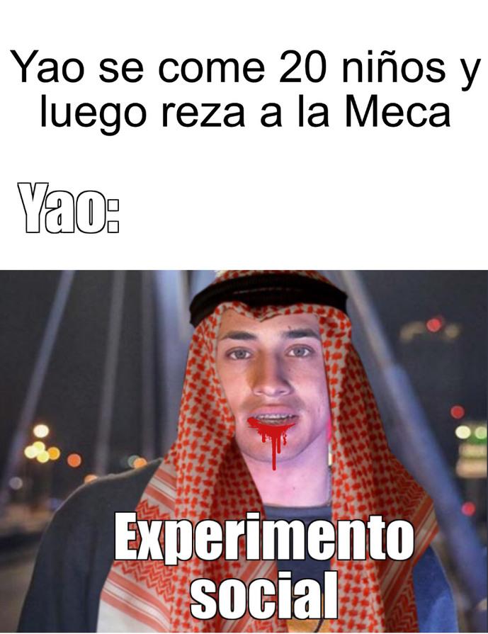 Yao - meme