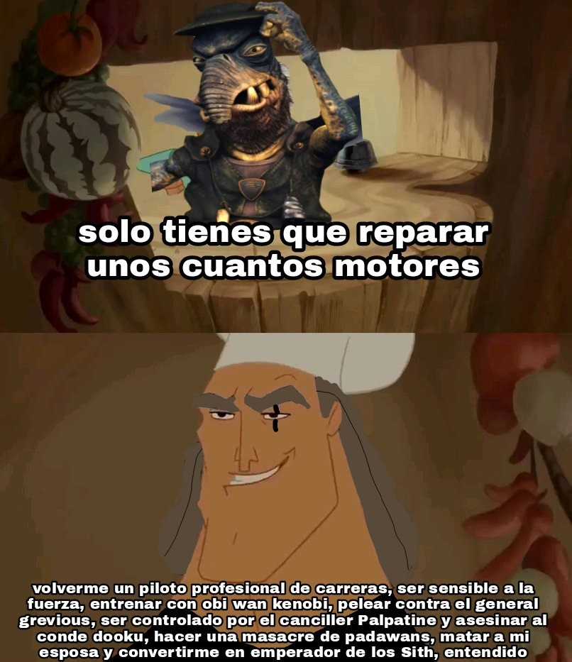 Ste Anakin - meme