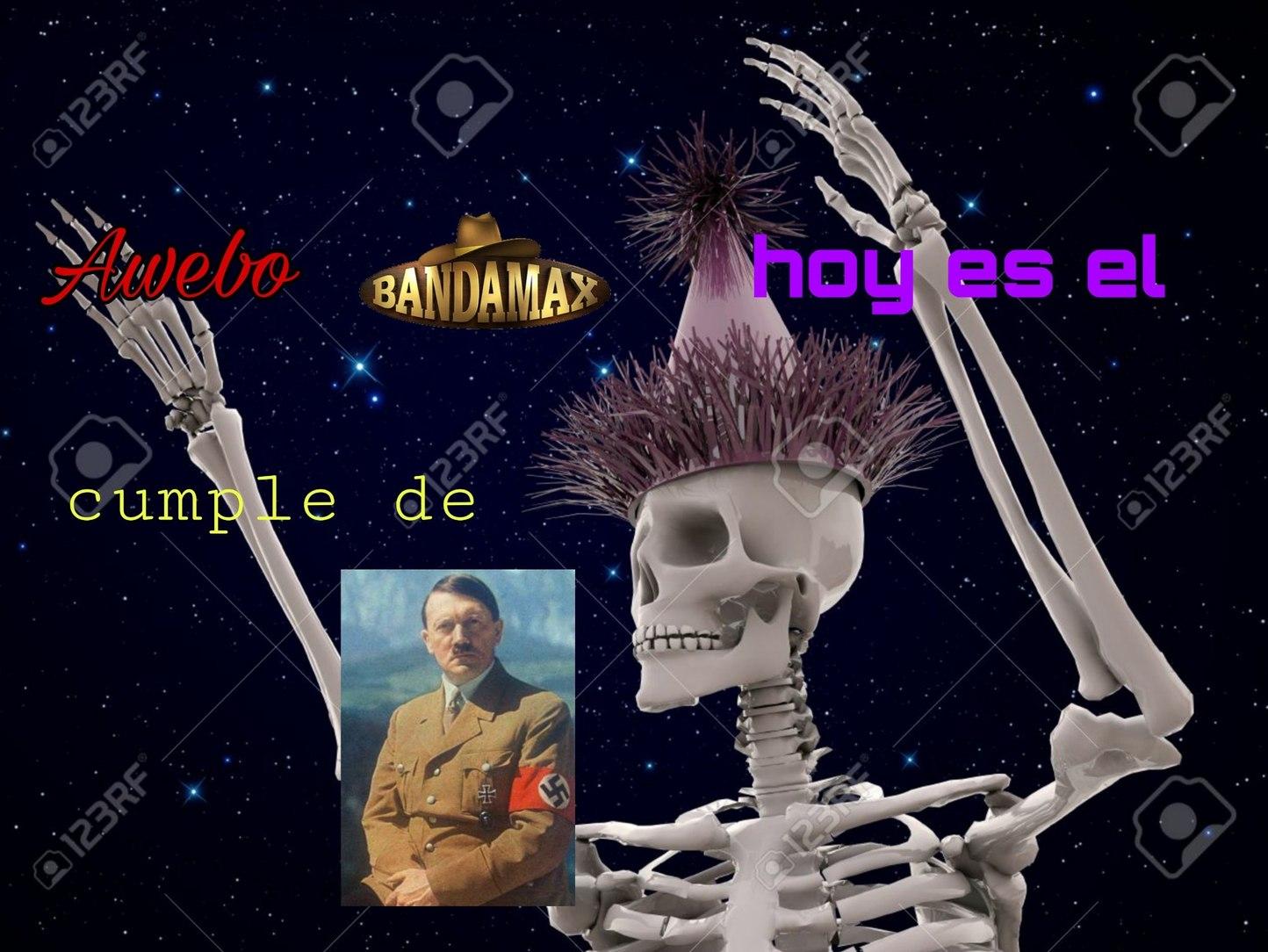 Feliz cumple Führer :D - meme