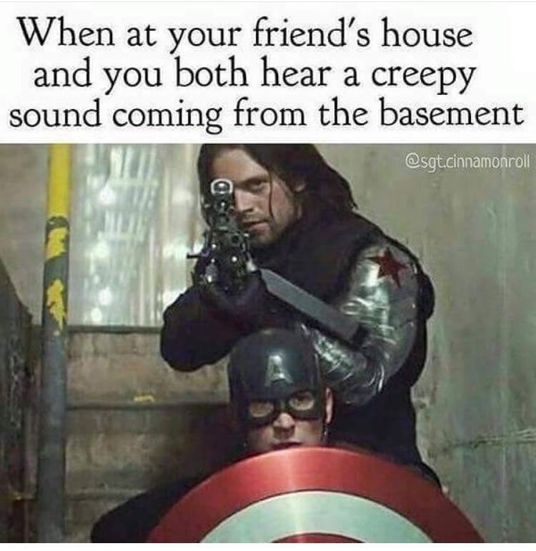 basement - meme