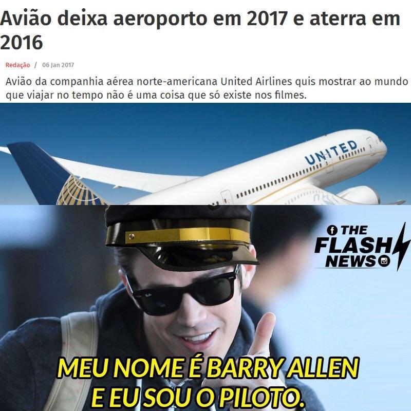 caralho Barry - meme