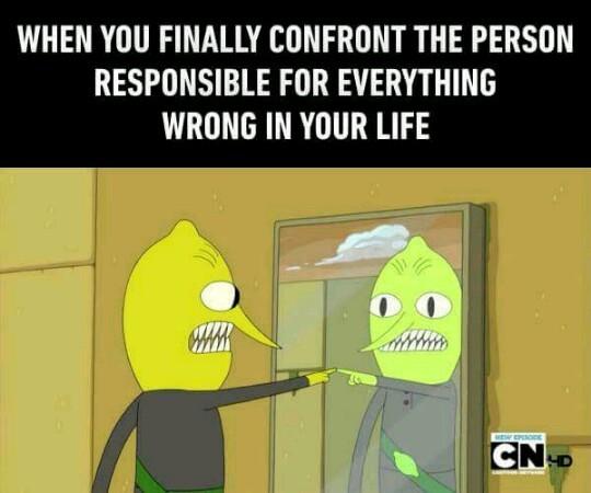 That bastard! - meme