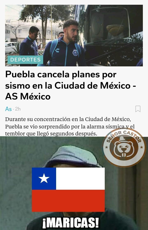 El titulo es chileno - meme
