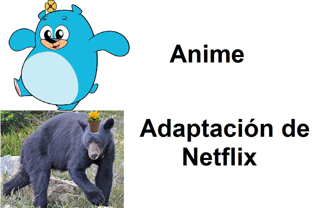oso azul tibetano - meme