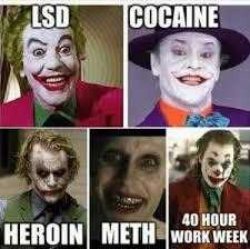 Joker drug - meme