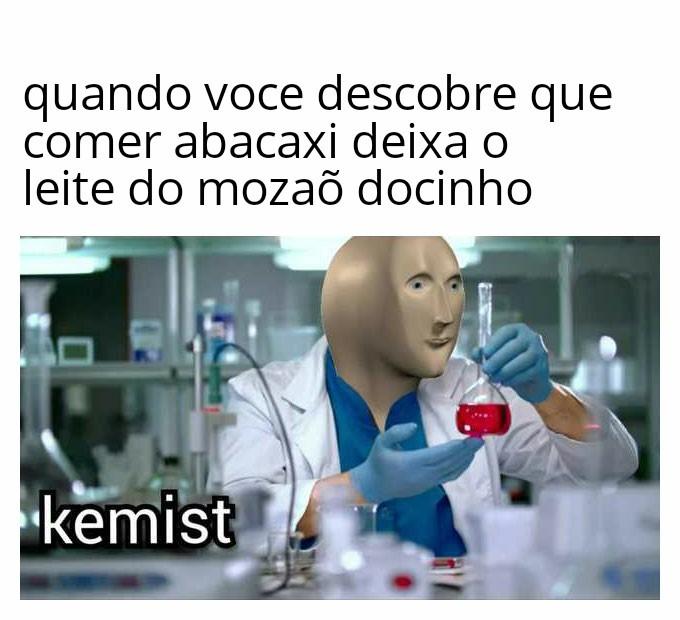 Quimica pura - meme