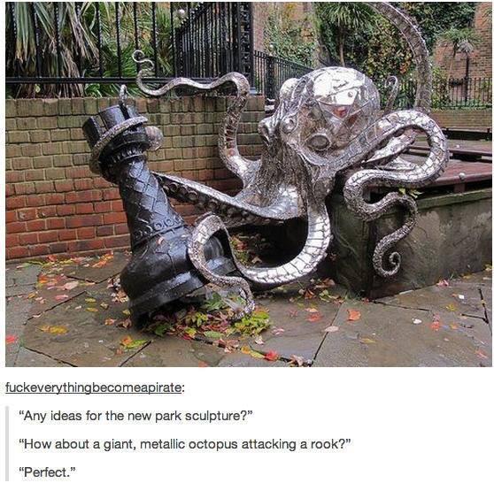 Octopussy - meme