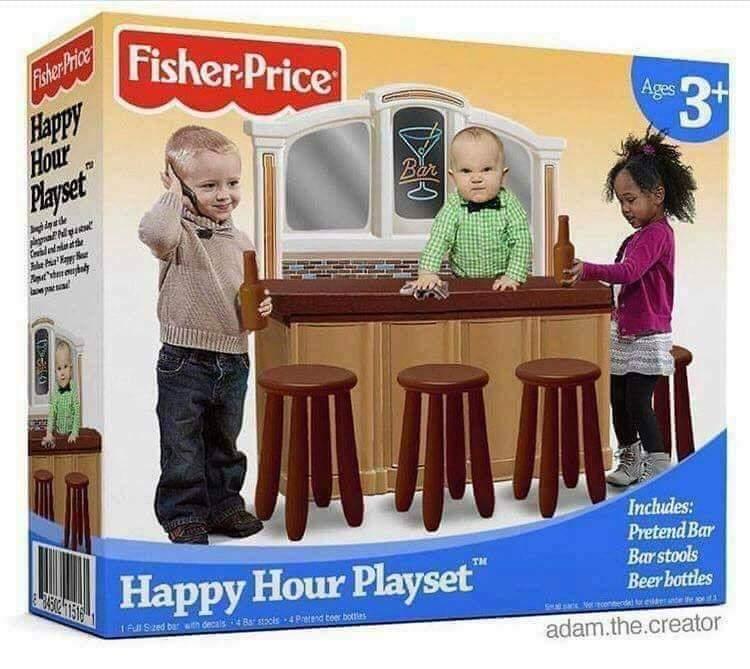 Happy hour - meme