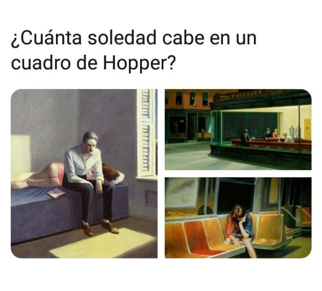 Hopper - meme