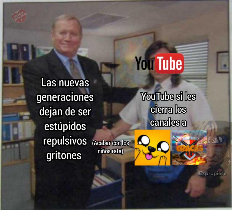 Las cosas como son (ಠ_ಠ) - meme