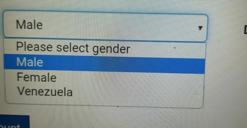 Oh sí, los 3 géneros. ¿Cómo olvidarlos? - meme