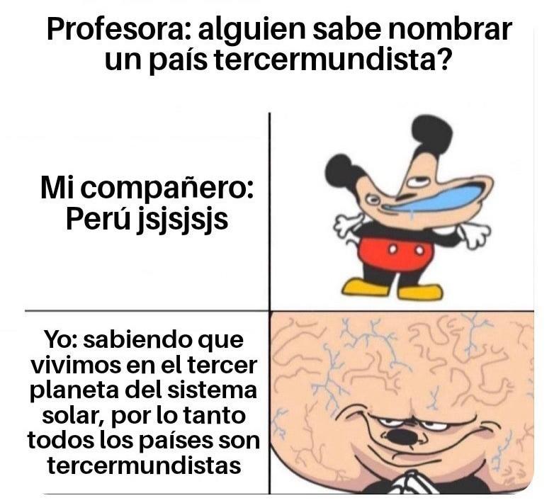 Perú jsjsjsjs - meme