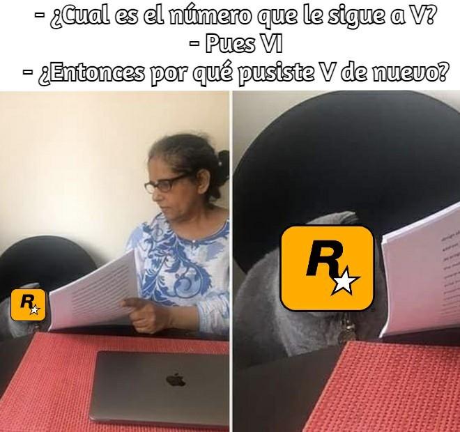 Pinche Rockstar - meme