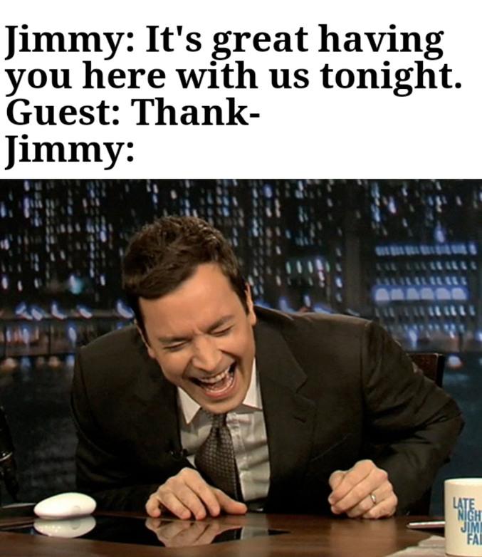 Jimmy Fallon - meme