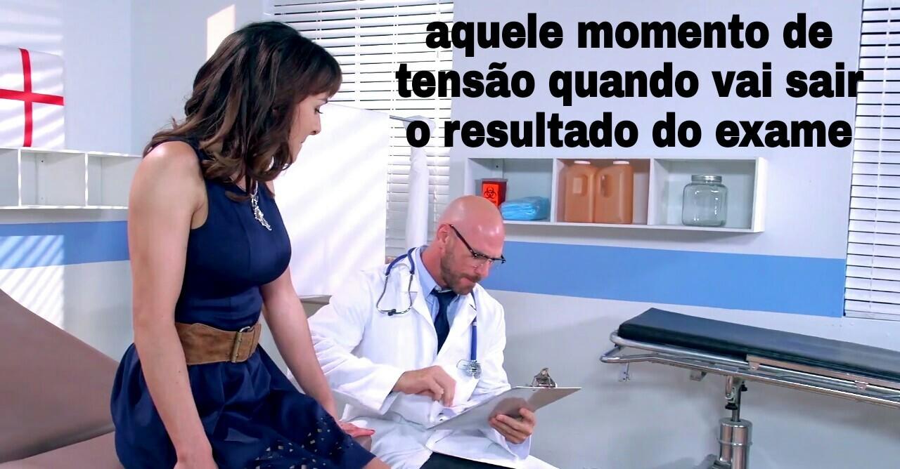 careca do hospital - meme