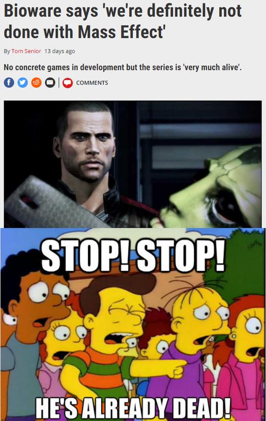 Andromeda LOL - meme