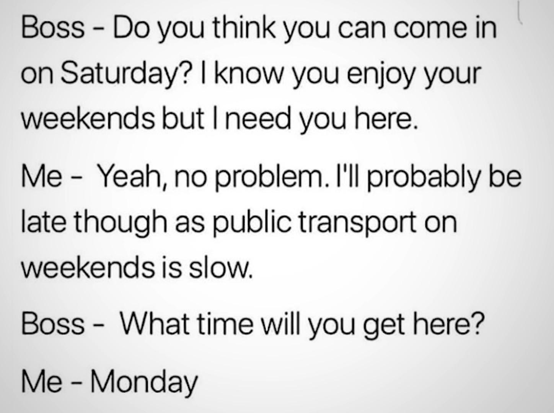 Monday - meme