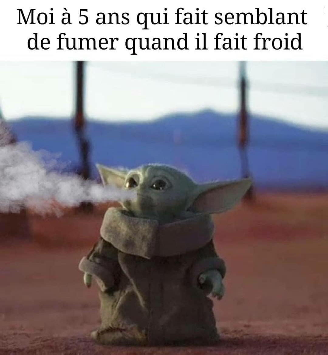 Fumer tue les enfants - meme