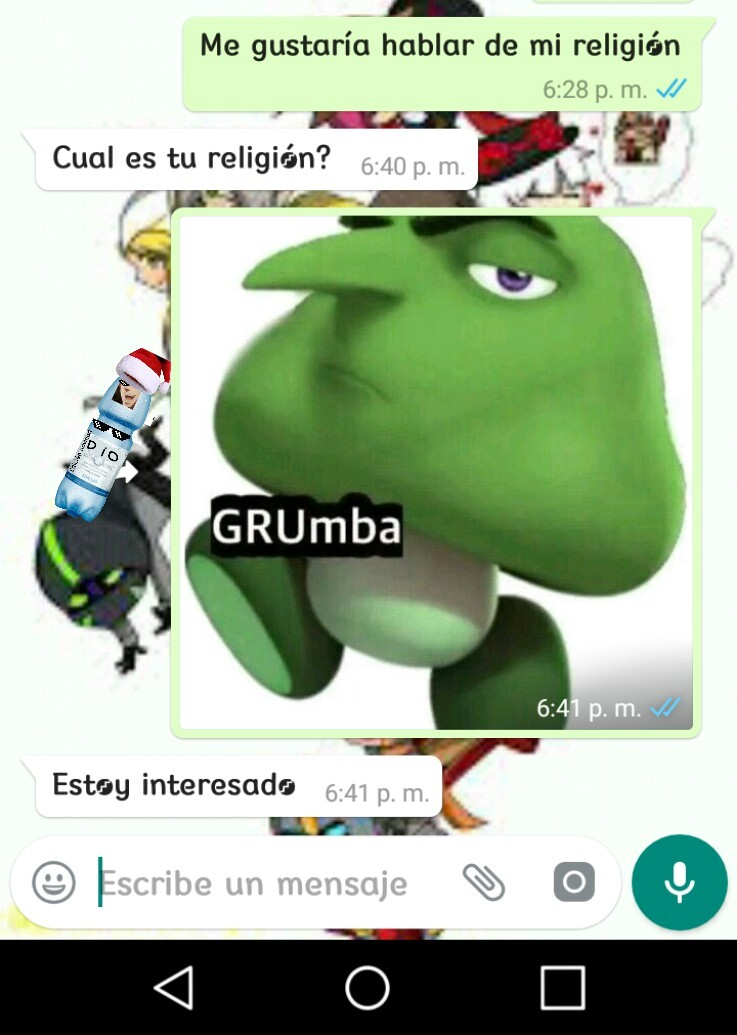 Grumba - meme